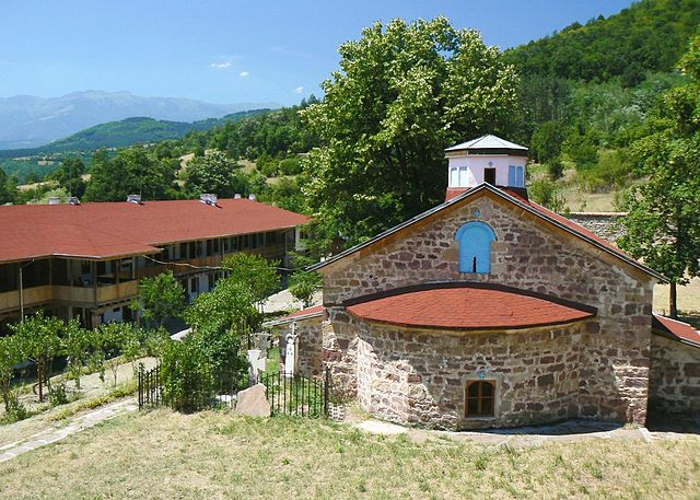 640px Chiprovski monastery church and monks cloister
