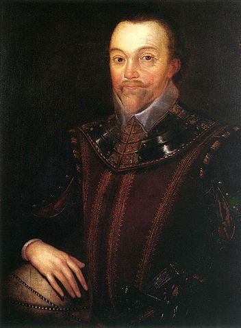 352px 1590 or later Marcus Gheeraerts Sir Francis Drake Buckland Abbey Devon