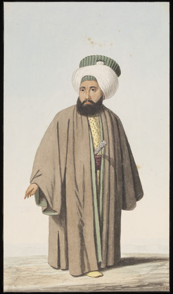 Defterdar the Ottoman Minister of Finance