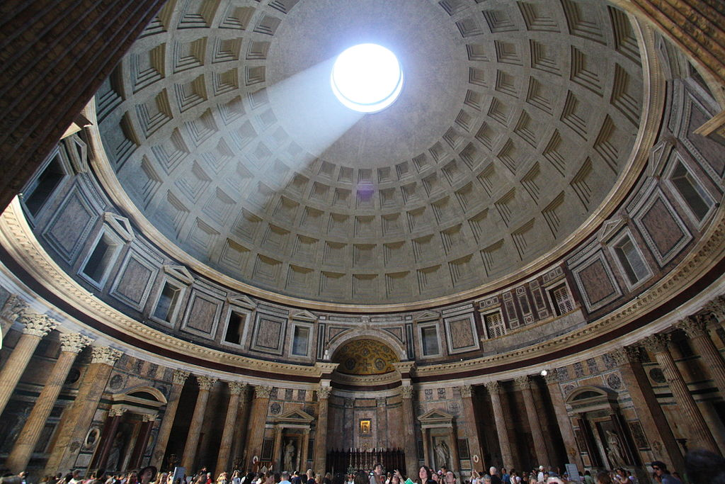 1024px Internal Pantheon Light