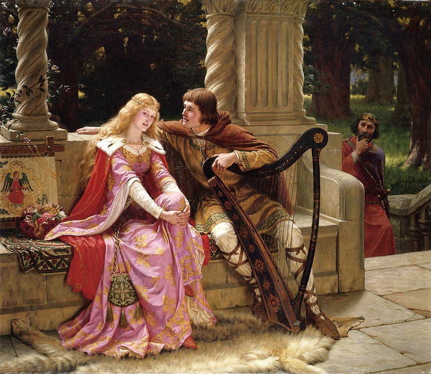 884px Leighton Tristan and Isolde 1902