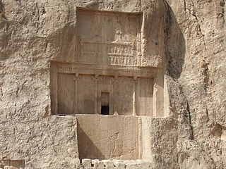 320px The tomb of Darius I