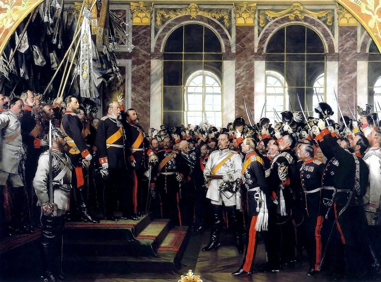 Френско-германски мир, 1871 г.
