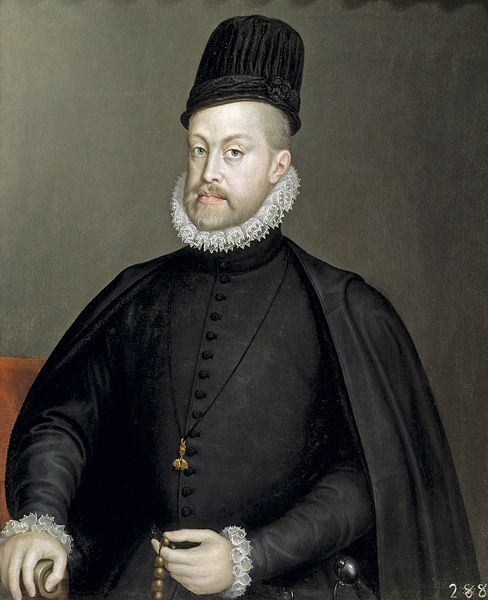 488px Portrait of Philip II of Spain by Sofonisba Anguissola 002b