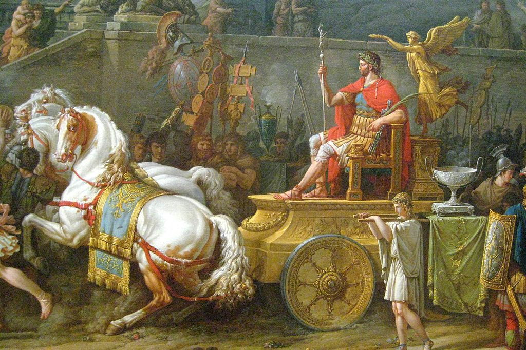 1024px The Triumph of Aemilius Paulus detail